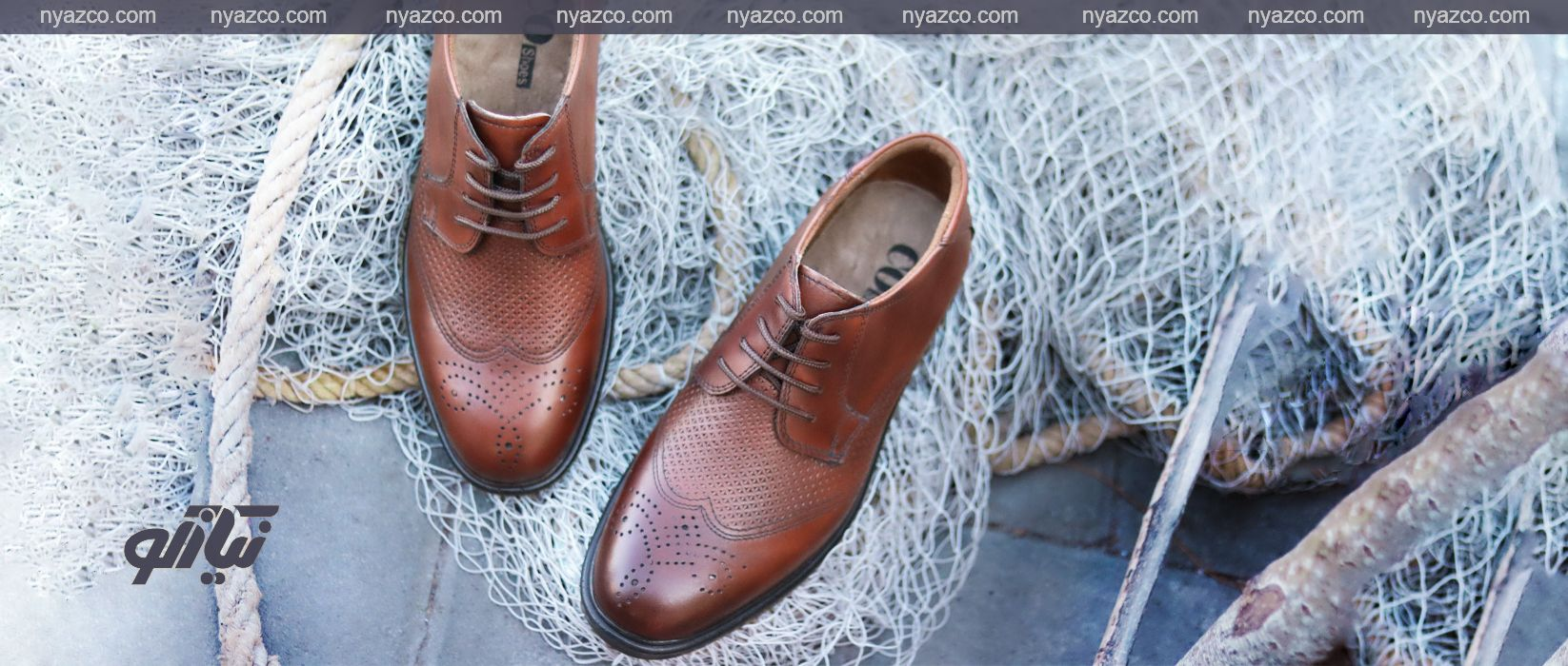 کفش مجلسی مردانه کو