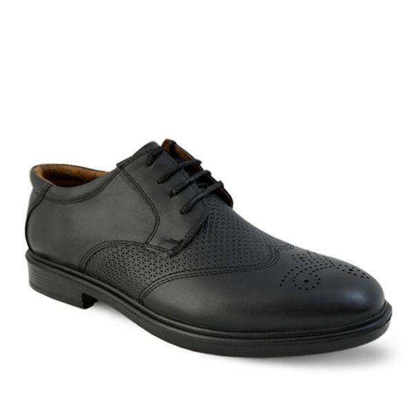 کفش مردانه چرم بوته الوند