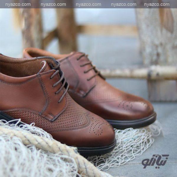 کفش دامادی مردانه کو