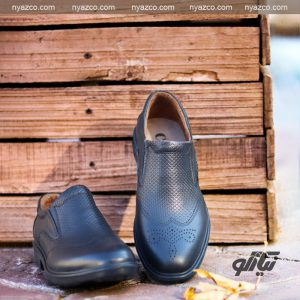 کفش مردانه چرم هشت ترگ
