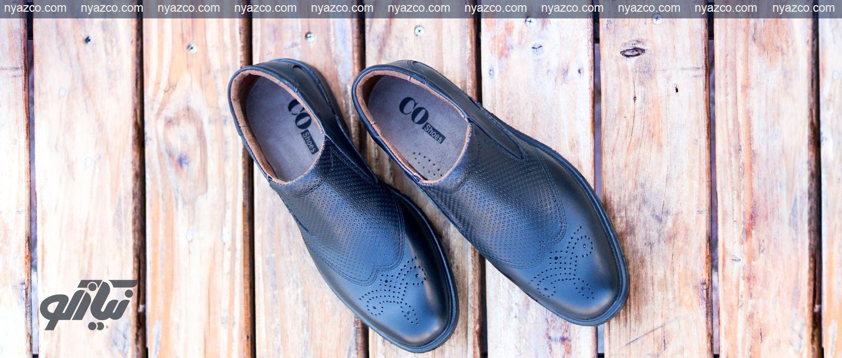 کفش رسمی مردانه کو تبریز
