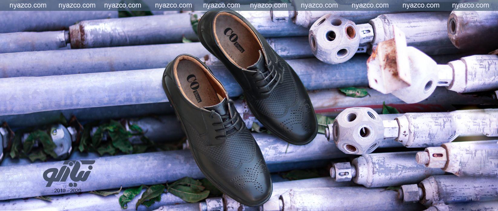 کفش مردانه دامادی کو تبریز