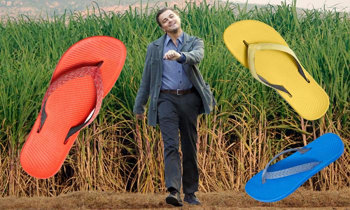 أی کاپریو و سرمایه گذاری روی کفش محیط زیستی