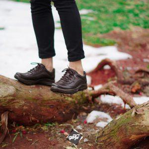 خرید کفش اسپرت چرم اسکیچرز فرزین