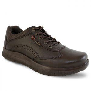 کفش مردانه اسکیچرز فرزین رنگ قهوه ای