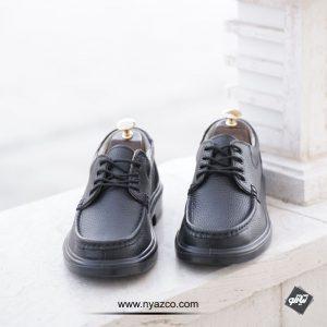 کفش چرم طبی سانترال فرزین