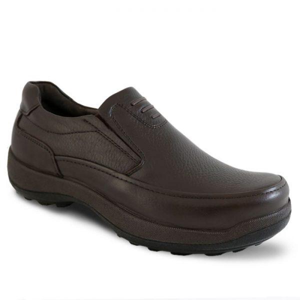 کفش راحتی موناکو فرزین قهوه ای