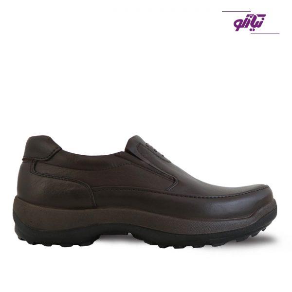 خرید کفش راحتی موناکو فرزین قهوه ای