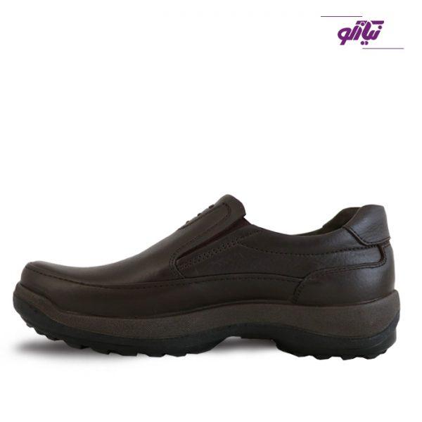 خرید کفش راحتی موناکو فرزین قهوه ای از نیازکو