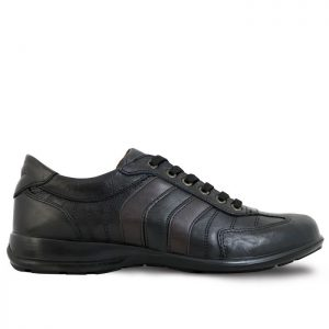 کفش اسپرت چرم اسکوتر