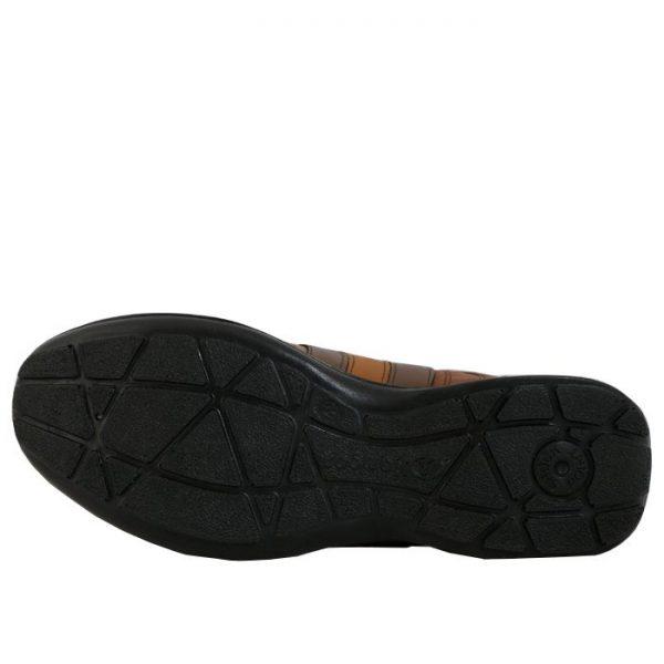 کفش همگام اسکوتر چرم