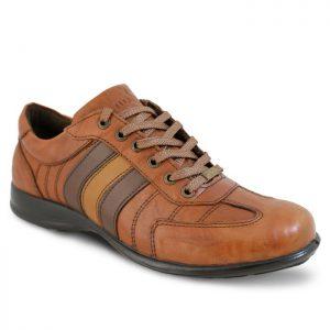 کفش اسپورت اسکوتر 3خط گردویی