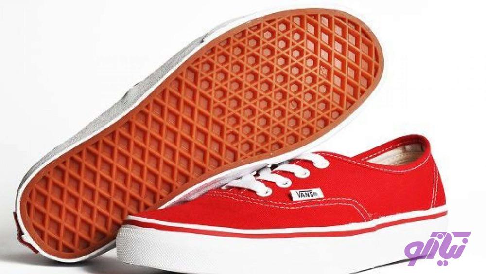 چالش کفش ونس vans
