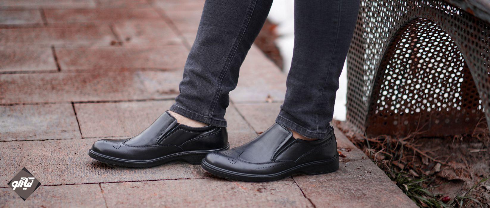 قیمت کفش کلاسیک مردانه همگام