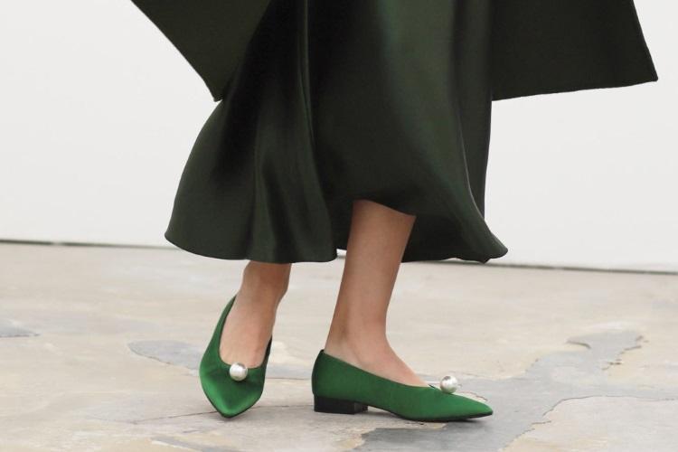 راهنمای خرید کفش تخت مراسم جشن
