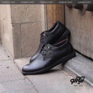 کفش بندی مردانه چرم ترافیک