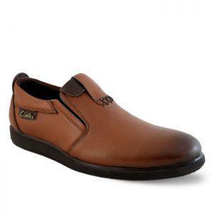 کفش راحتی مردانه ترافیک عسلی