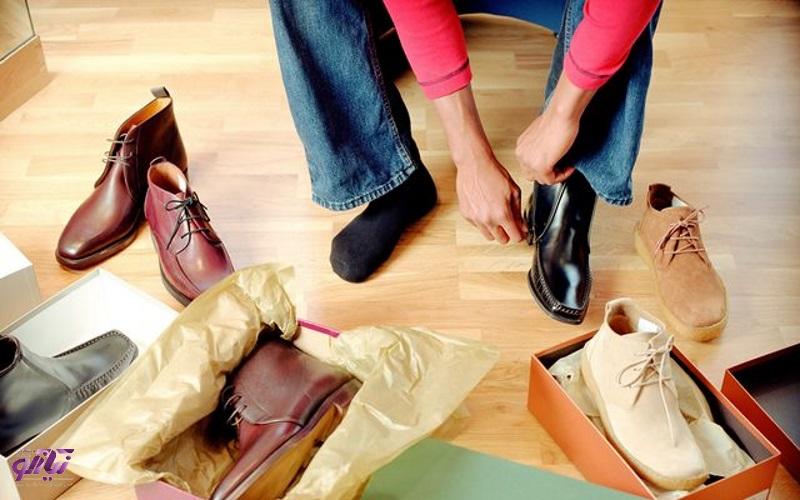 راهنمای خرید کفش بادوام