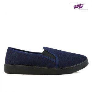 خرید کفش روزمره مردانه ترکان مدل مخمل کد T01