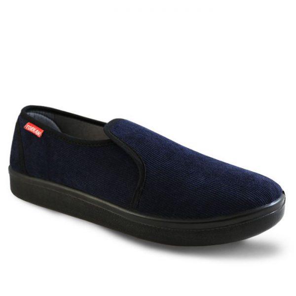 کفش مردانه راحتی مخمل ترکان