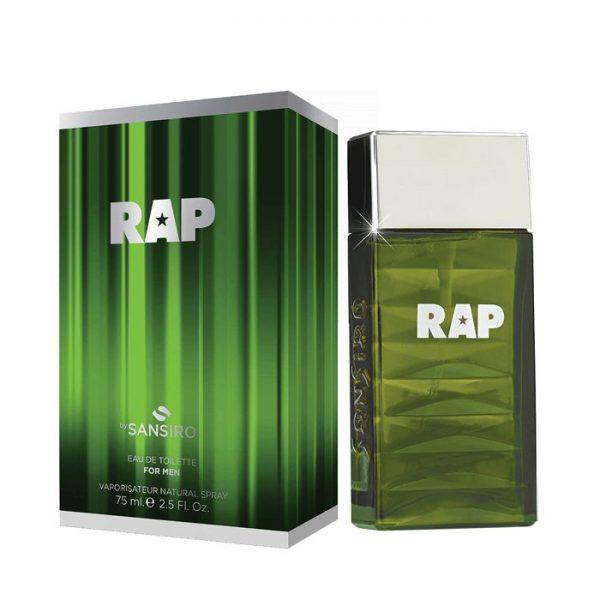 ادکلن اورجینال مردانه سن سیرو رپ / Perfum SANSIRO RAP