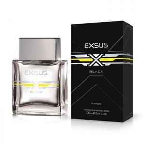 ادکلن اورجینال مردانه سن سیرو اکسوز مشکی / Perfume SANSIRO EXSUS BLACK