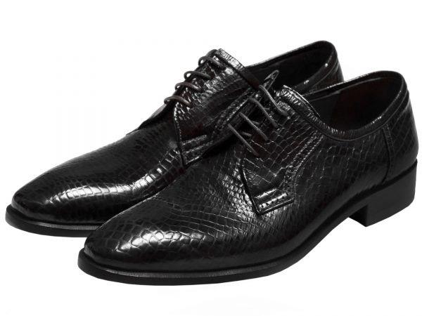 کفش رسمی مردانه سی سی مدل کیومی کد 1090