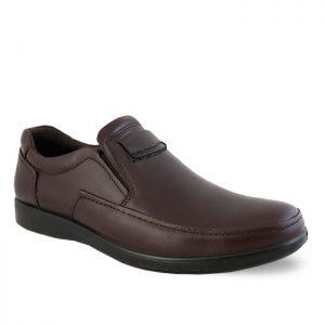کفش چرم مردانه دکترفام مدل 700