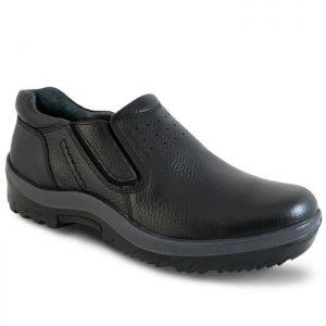 کفش چرم مردانه همگام مدل H045