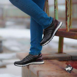 خرید کفش چرم مردانه رابرتو