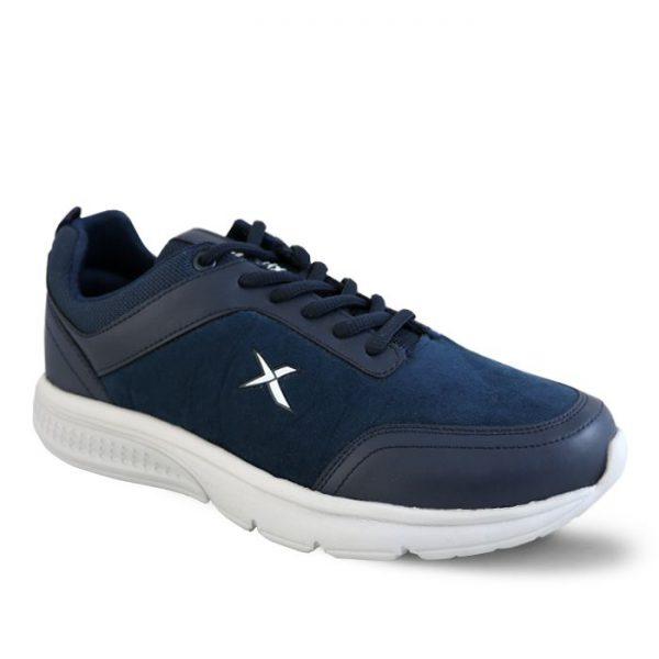 کفش اسپرت مردانه کینتیکس مدل بارتون سرمهای