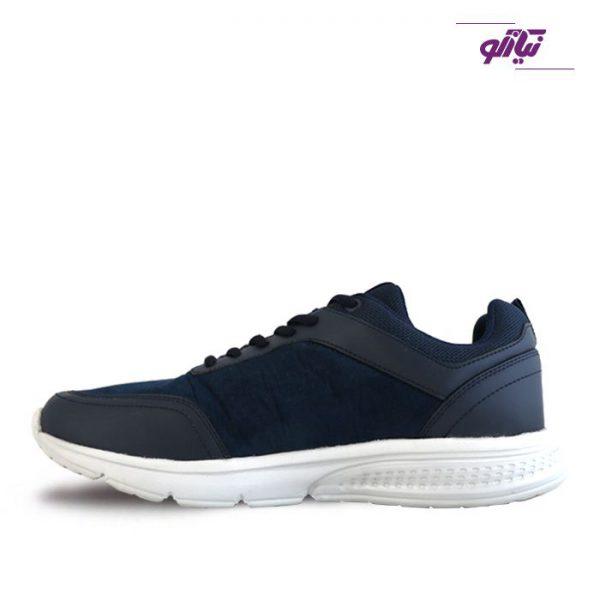 کفش ورزشی مردانه کینتیکس مدل بارتون رنگ سرمهای