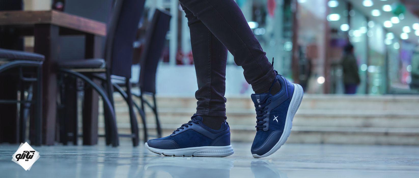 فروش کفش اسپرت مردانه کینتیکس بارتون