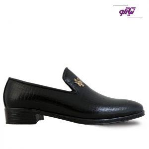 کفش کالج مردانه مدل مازراتی کد N02