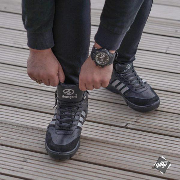 خرید کفش ساقدار اسپورت مردانه