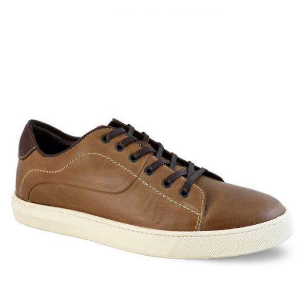 کفش اسپرت مردانه جیسی مدل ونس رنگ شکلاتی
