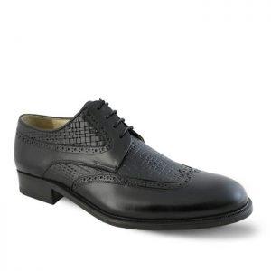 کفش رسمی مردانه نعمتی مدل باروک