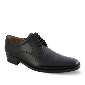 کفش رسمی مردانه نعمتی مدل برت سوزنی کد 25