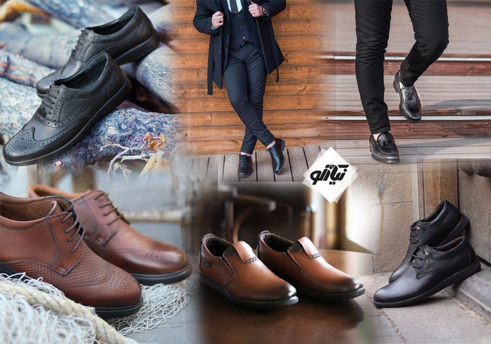 پرفروشترین کفشهای رسمی مردانه سال 2020 از دید نیازکو