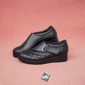 کفش شیک زنانه چرم دکتر فام