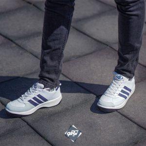 کفش چرم مردانه اسپرت پیاده روی همگام