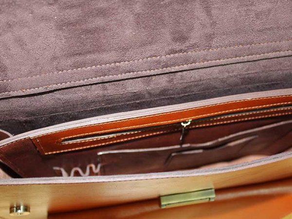 خرید آنلاین کیف دیپلمات چرم لوک
