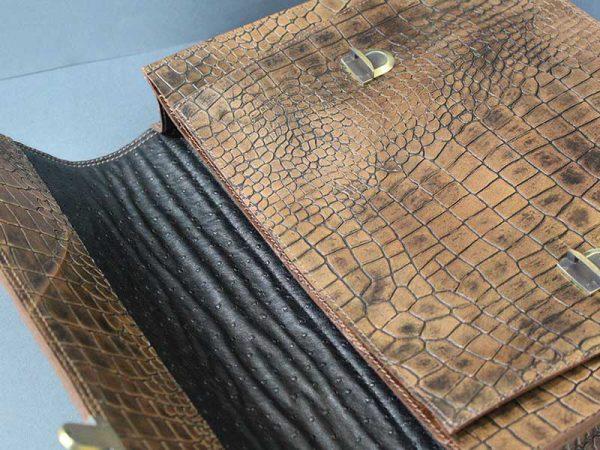 خرید کیف چرم لوک مدل 9500 از شرکت نیازکو