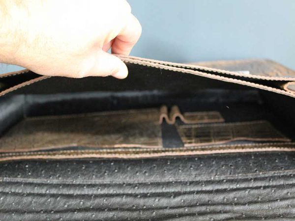 کیف چرم گالری لوک مدل 9500