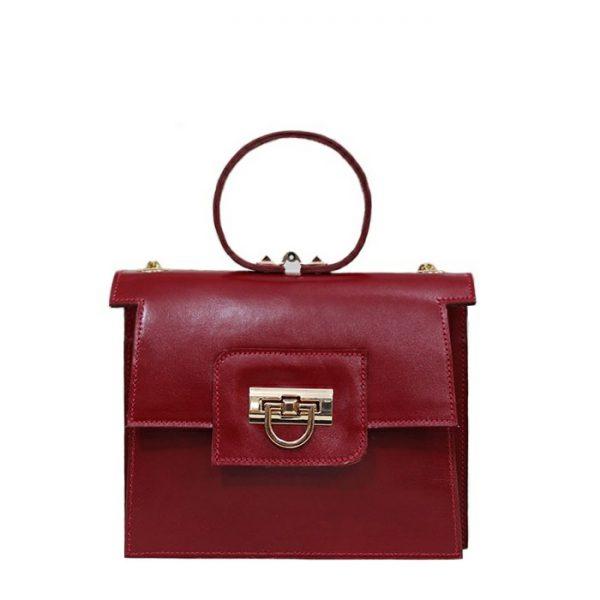کیف دوشی زنانه چرم لوک مدل 1100