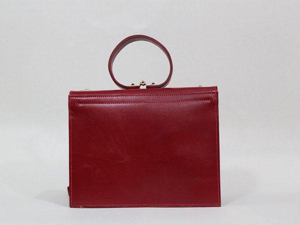 خرید آنلاین کیف دوشی زنانه چرم لوک مدل 1100