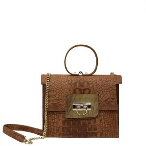 کیف دوشی زنانه چرم لوک مدل 1500