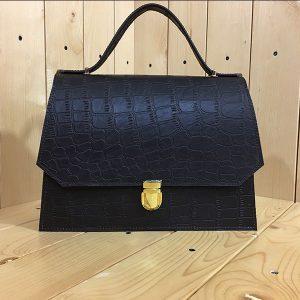 خرید کیف دوشی زنانه چرم لوک مدل نگین