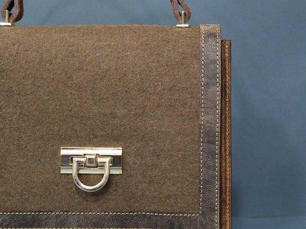 خرید آنلاین کیف چرم لوک مجلسی مدل 8000