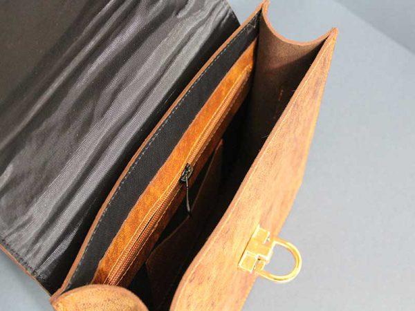 خرید کیف چرم لوک مدل 8000 از نیازکو